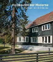 Cover-Bild zu Holzbauten der Moderne