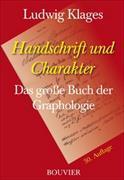 Cover-Bild zu Klages, Ludwig: Handschrift und Charakter