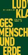 Cover-Bild zu Klages, Ludwig: Mensch und Erde