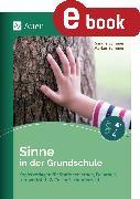 Cover-Bild zu Sinne in der Grundschule (eBook) von Sommer, Sandra
