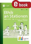 Cover-Bild zu Ethik an Stationen 1-2 Inklusion (eBook) von Sommer, Sandra