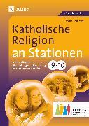 Cover-Bild zu Katholische Religion an Stationen 9-10 Inklusion von Sommer, Sandra