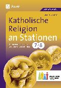 Cover-Bild zu Katholische Religion an Stationen 7-8 Inklusion von Sommer, Sandra