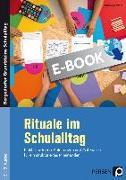 Cover-Bild zu Rituale im Schulalltag - Sekundarstufe (eBook) von Sommer, Sandra