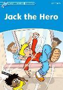 Cover-Bild zu Dolphin Readers Level 1: Jack the Hero von Lindop, Christine