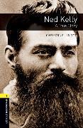 Cover-Bild zu Oxford Bookworms Library: Level 1:: Ned Kelly: A True Story von Lindop, Christine