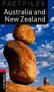 Cover-Bild zu Oxford Bookworms Library Factfiles: Level 3:: Australia and New Zealand von Lindop, Christine