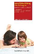 Cover-Bild zu Griebel, Wilfried (Beitr.): Sprachliche Bildung von Anfang an (eBook)