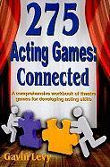 Cover-Bild zu 275 Acting Games -- Connected von Levy, Gavin
