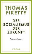 Cover-Bild zu Der Sozialismus der Zukunft von Piketty, Thomas