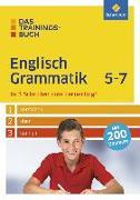 Cover-Bild zu Das Trainingsbuch 5 - 7. Englisch Grammatik von Jost, Lara