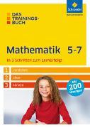 Cover-Bild zu Das Trainingsbuch 5 - 7. Mathematik von Jost, Gotthard