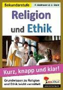 Cover-Bild zu Religion und Ethik (eBook) von Heitmann, Friedhelm