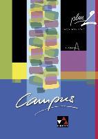Cover-Bild zu Campus A plus 2 von Larsen, Norbert
