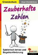 Cover-Bild zu Zauberhafte Zahlen (eBook) von Brandenburg, Birgit