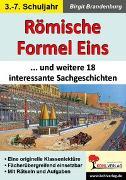 Cover-Bild zu Römische Formel Eins (eBook) von Brandenburg, Birgit