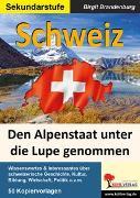 Cover-Bild zu Schweiz (eBook) von Brandenburg, Birgit