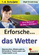 Cover-Bild zu Erforsche... das Wetter (eBook) von Brandenburg, Birgit
