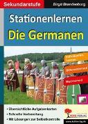 Cover-Bild zu Stationenlernen Die Germanen (eBook) von Brandenburg, Birgit