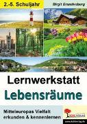 Cover-Bild zu Lernwerkstatt Lebensräume (eBook) von Brandenburg, Birgit