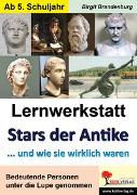 Cover-Bild zu Lernwerkstatt Stars der Antike (eBook) von Brandenburg, Birgit