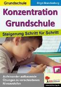 Cover-Bild zu Konzentration Grundschule (eBook) von Brandenburg, Birgit