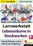 Cover-Bild zu Lernwerkstatt Lebensräume in Stockwerken (eBook) von Brandenburg, Birgit