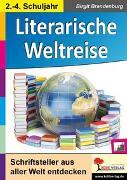Cover-Bild zu Literarische Weltreise (eBook) von Brandenburg, Birgit