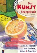 Cover-Bild zu Das Kunstrezeptbuch von Tiainen, Tom