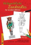 Cover-Bild zu Weihnachtliche Zendoodles für Grundschulkinder von Paulsen, Rüdiger