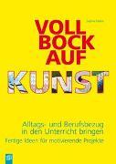 Cover-Bild zu Voll Bock auf Kunst von Nelke, Sabine