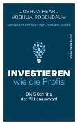 Cover-Bild zu Investieren wie die Profis
