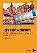 Cover-Bild zu Der Erste Weltkrieg (eBook) von Meyer, Rudolf