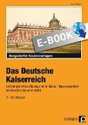 Cover-Bild zu Das Deutsche Kaiserreich (eBook) von Meyer, Rudolf