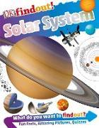 Cover-Bild zu Cruddas, Sarah: DKfindout! Solar System (eBook)
