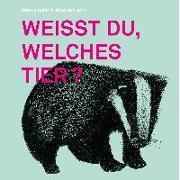 Cover-Bild zu Dürig, Regina: Weisst du, welches Tier?