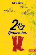 Cover-Bild zu Dürig, Regina: 2 ½ Gespenster