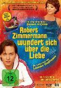 Cover-Bild zu Robert Zimmermann wundert sich über die Liebe von Gricksch, Gernot
