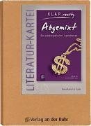 """Cover-Bild zu K.L.A.R. reality - Literatur-Kartei: """"Abgemixt"""" von Bartoli y Eckert, Petra"""