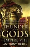 Cover-Bild zu Riches, Anthony: Thunder of the Gods: Empire VIII (eBook)