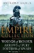 Cover-Bild zu Riches, Anthony: Empire Collection Volume I (eBook)