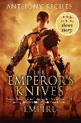 Cover-Bild zu Riches, Anthony: The Emperor's Knives: Empire VII