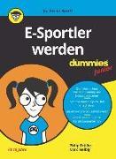Cover-Bild zu E-Sportler werden für Dummies Junior von Brülke, Philip