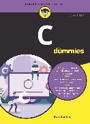 Cover-Bild zu C für Dummies (eBook) von Gookin, Dan
