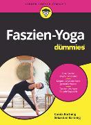 Cover-Bild zu Faszien-Yoga für Dummies von Bartning, Sebastian