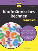 Cover-Bild zu Kaufmännisches Rechnen für Dummies von Leitert, Petra