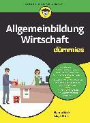 Cover-Bild zu Allgemeinbildung Wirtschaft für Dummies (eBook) von Beck, Hanno