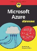 Cover-Bild zu Microsoft Azure für Dummies (eBook) von Geisler, Frank