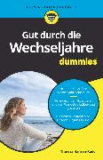 Cover-Bild zu Gut durch die Wechseljahre für Dummies (eBook) von Hansen-Rudol, Theresa
