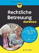 Cover-Bild zu Rechtliche Betreuung für Dummies (eBook) von Otten, Jennifer
